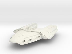 Altec Class HvyGunDestroyer in White Natural Versatile Plastic
