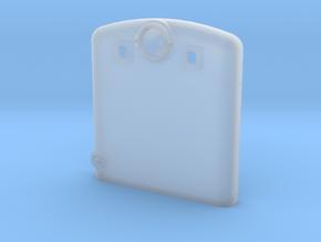 NZR 1:64 Dsc Nose in Smooth Fine Detail Plastic