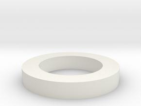 Hdv0qli596qkivj1glqi7ln0q1 46398375.stl in White Natural Versatile Plastic