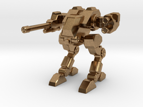 Terran Scout Walker in Natural Brass