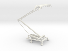 Pantograph in White Strong & Flexible
