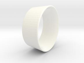Kort Scaled ,59 in White Processed Versatile Plastic