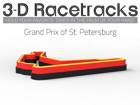 Grand Prix of St. Petersburg | IndyCar in Full Color Sandstone