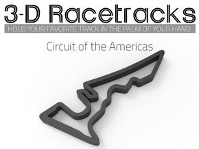 Circuit of the Americas in Full Color Sandstone