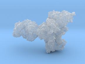 HIV-1 RTranscriptase in Smooth Fine Detail Plastic
