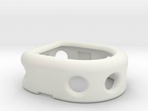 Ryobi Battery Cap  in White Natural Versatile Plastic
