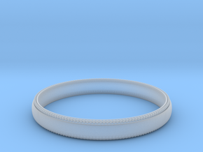 Emperial Ring in Smooth Fine Detail Plastic