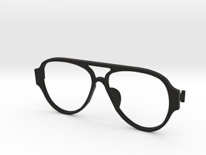 Frame F 008  in Black Strong & Flexible