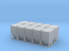 Dolomite Container Set - HOscale in Frosted Ultra Detail