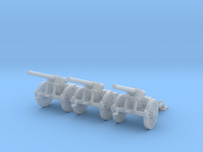 1/200 de Bange cannon 155mm (3) in Frosted Ultra Detail