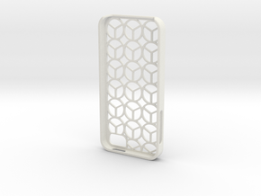 Iphone 5 case peace in White Natural Versatile Plastic