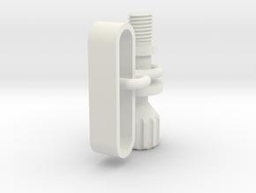 Leica / Wild GST20 1/4 scale tripod head parts in White Natural Versatile Plastic