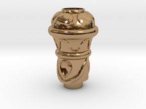Sword of Omens: 15. Grip Pomel in Polished Brass