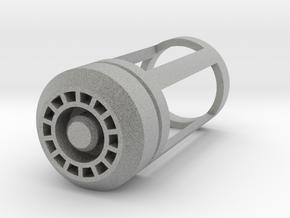Blade Plug - Rebel in Metallic Plastic