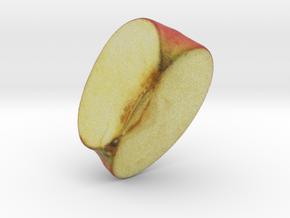 The Apple-2-Quarter in Full Color Sandstone