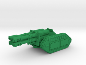 28mm Reaver laser gun in Green Strong & Flexible Polished