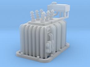 Z Gauge 1:220 2x Trafostationen klein in Smooth Fine Detail Plastic