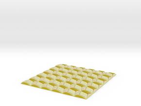 Daaf 3d Yellow in Full Color Sandstone