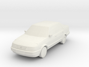 1:87 FAW-VW jetta king MK2 CiX in White Natural Versatile Plastic