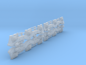 HO Scale Conrail Flexicoil Sideframes for Athearn  in Smooth Fine Detail Plastic