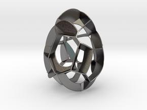 Fab RG ;) in Polished Nickel Steel