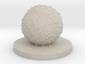Cell V2 in Natural Sandstone