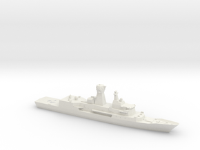 Anzac ASMD 1/350 Stripped  in White Natural Versatile Plastic