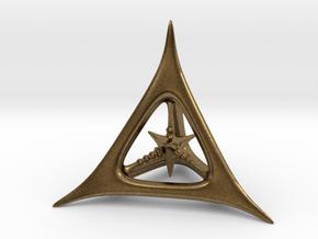 D4 in Natural Bronze