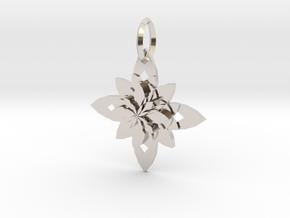 Sacret Flower geometry in Platinum