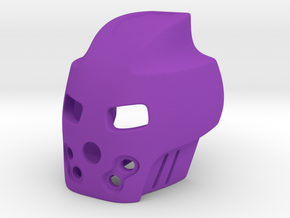 Bionicle - Stylized Pakari (Axle connection) in Purple Processed Versatile Plastic
