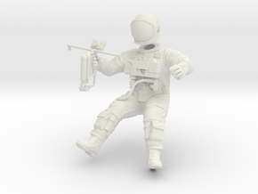 Gemini EVA Astronaut / 1:32 in White Strong & Flexible