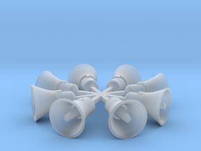 S1-201  Bahnhofslautsprecher / Station Speaker in Smooth Fine Detail Plastic