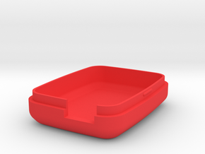 MetaWear USB Cube Lower 915 in Red Processed Versatile Plastic