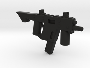 Vector SMG in Black Natural Versatile Plastic