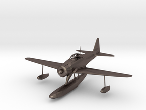 A6M2N in Polished Bronzed Silver Steel