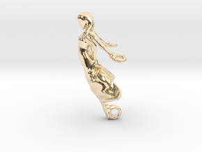 Spirit of Beauty in 14K Yellow Gold