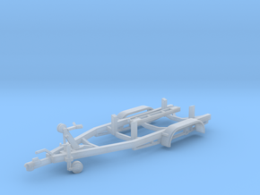 Bootstrailer 2 in Smooth Fine Detail Plastic