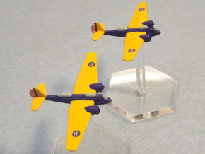 1/600 Martin B-10 (FUD) in Smooth Fine Detail Plastic