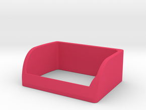 AEE S70 visor to screen in Pink Processed Versatile Plastic