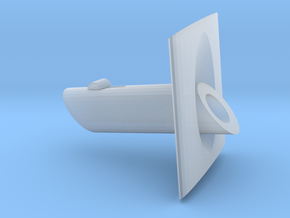 Portabroc (1) in Smooth Fine Detail Plastic