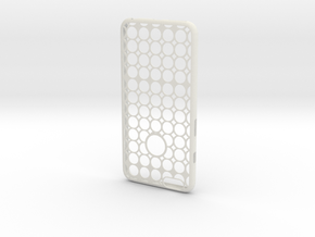 IPhone6 Plus D7 in White Natural Versatile Plastic