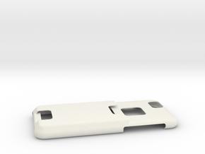 Iphone 6 super slim wallet in White Natural Versatile Plastic