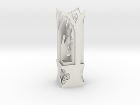Lamp Shade Nativity Decorative Lite in White Strong & Flexible