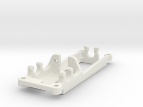 WINPOD 1MM OFFSET in White Natural Versatile Plastic