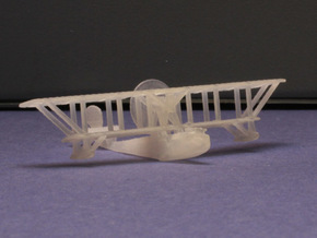 F.B.A. Type H Flying Boat in Frosted Ultra Detail: 1:288
