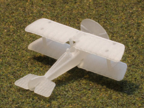 Martinsyde S.1 (Vee Undercarriage) in Smooth Fine Detail Plastic: 1:288