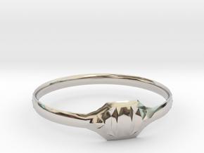 Triss Ring US Size 8 UK Size Q in Platinum