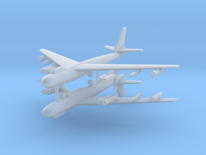 1/600 B-47E Stratojet (x2) in Frosted Ultra Detail