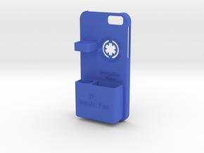 iPhone 6 case - Diabetes Insulin Pen, mini kit in Blue Processed Versatile Plastic
