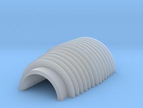 Veron Cylinder Halve Replica(For Merr Sonn) in Smooth Fine Detail Plastic